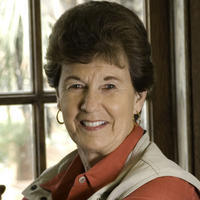 Nancy de Grummond, the M. Lynette Thompson Professor of Classics and a Distinguished Research Professor at Florida State.