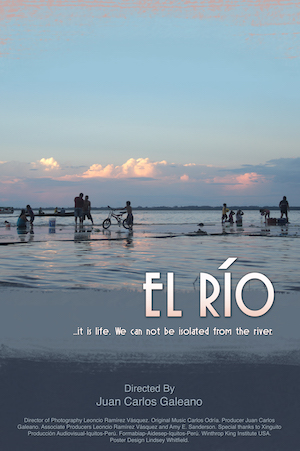 El Rio Movie Poster