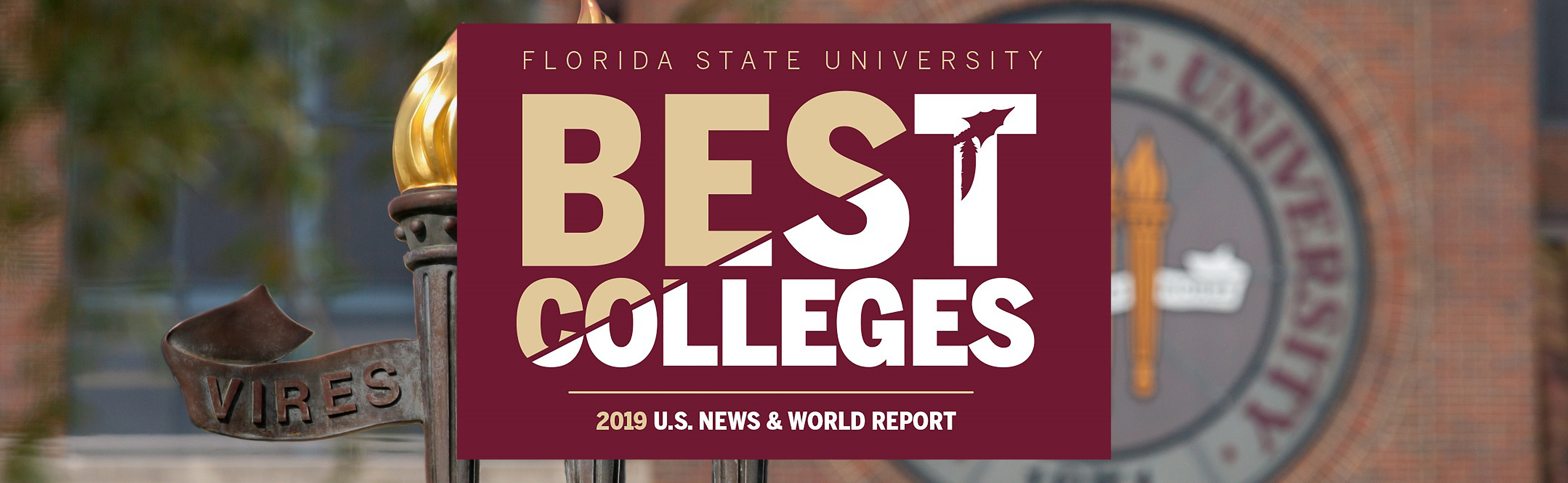 Arts and Sciences celebrates its role in helping to boost FSU's U.S. News ranking